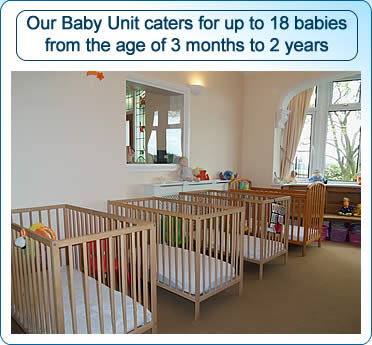 Litttle Monsters Day Nursery Burton On Trent